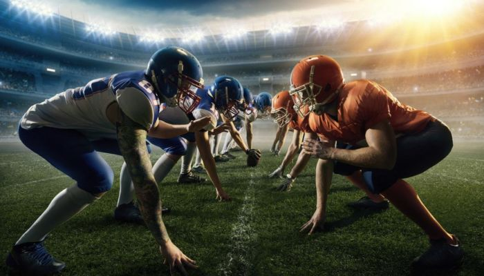 Head Trauma Football