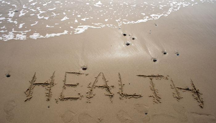 Health sand