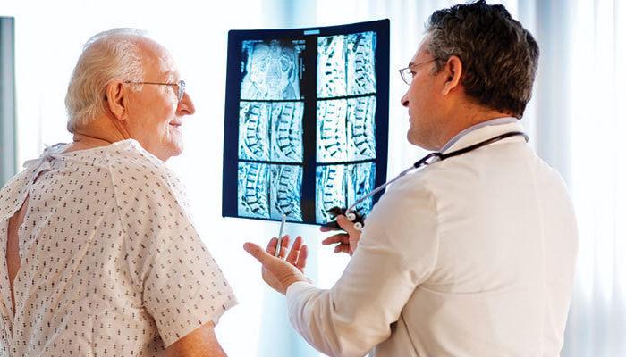 Minimum invasive spinal surgery